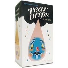 Vinyl Riot, Inc. - Tear Drips Series 1: Blind Box, $5.95 (http://www.vinylriot.com/tear-drips-series-1-blind-box/)