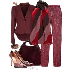 Outfit, created by carolinez1 on Polyvore