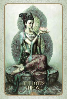 Blue Angel Publishing - Kuan Yin Oracle - Alana Fairchild