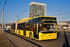 Киевские троллейбусы могут не выйти из депо. Коммунальное предприятие «Киевпасстранс» опять задолжало – на этот раз водителям и кондукторам троллейбусов, которые готовы уже объявить забастовку.