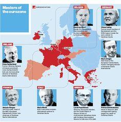 Goldman #Sachs y la estafa bancaria en Europa, necesitas alguna evidencia mas para ver que todo es una gran mentira estafa creada por la banca illuminati y su agenda NWO, levantate del sofa, sal a la calle, GRITALO DENUNCIALO pero por favor no te quedes parado sin hacer nada, eso garantiza tu sometimiento, así nunca tendrás un futuro