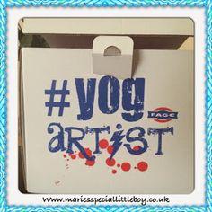 Maries Special Little Boy: #Yog Artist by Fage