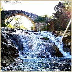 La #PicOfTheDay #turismoer oggi è andata a fare un bagno al #fiume #Montone, all'ombra del #ponte della #Brusia Complimenti e grazie a @elirabiti / Today's PicOfTheDay TurismoER has gone swimming in the Montone #river, under the Brusia #bridge's shadow Congrats and thanks to @elirabiti