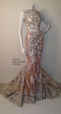 Fenty Baudelaire Parker