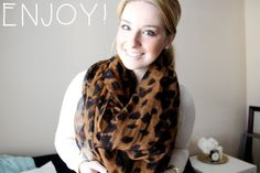 The Kinch Life | BLOG: Scarf Tying