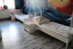 #Art hostel in #Berlin