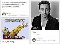 Hehe! Sneaky Tom. Iove this!