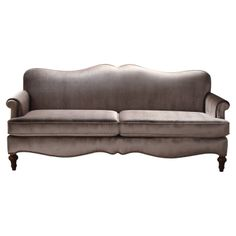 Legacy Velvet Sofa - Starlet Style on Joss & Main