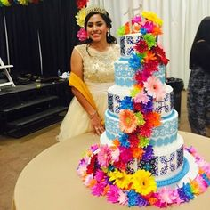 Read more about quinceanera party ideas; Do your research before meeting with the quinceanera planner. It is possible to clip magazine photos, photos, and song lyrics to be able convey your vision to the quinceanera planner. Quince Dresses Mexican, Mexican Quinceanera Dresses, Quinceanera Planning, Quinceanera Decorations, Quinceanera Party, Mexican Birthday Parties, Mexican Fiesta Party, Fiesta Theme Party, Party Themes
