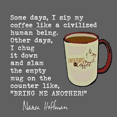 There are some days where I have to fight not to make more coffee. Black rifle coffee is so good! Coffee Talk, Coffee Is Life, I Love Coffee, Coffee Break, Coffee Shop, Coffee Cups, Coffee Coffee, Morning Coffee, Coffee Lovers