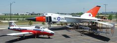 On July a meeting was held to discuss the immigration plan for Atlantic Canada. Fighter Aircraft, Fighter Jets, Avro Arrow, Atlantic Canada, Canadian History, Military Jets, Aviation Art, Impala, Armed Forces