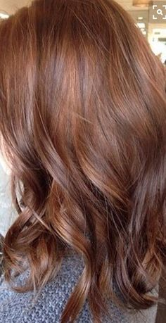 long hair styles cuts with brown hair color