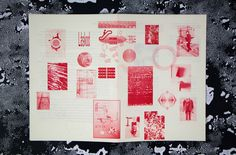 Derivé - a typographic experiment on Behance