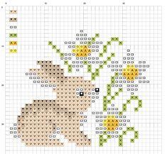 вышивка крестом пасха схемы: 17 тыс изображений найдено в Яндекс.Картинках