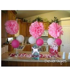 "Photo 1 of 9: Baby Shower/Sip & See ""Pleasantly Pink Baby Shower"" 