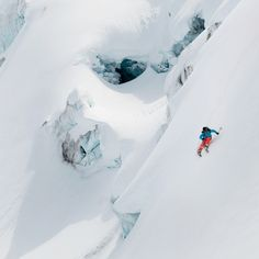 Nat Segal, Shifting Ice member and Freeride World Tour compititor, is headed to Greenland to help researchers better understand the impacts of climate change while ticking off first descents. Photo by Emily Polar.
