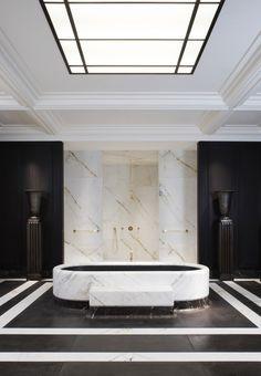 Joseph Dirand Architecture - I Mahal bath