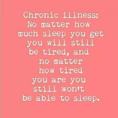 sleep just is so hard with neuropathy...  ugggh