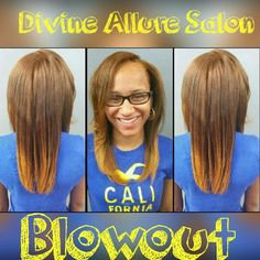 Today is a beautiful day !!!  Come to Divine Allure Salon where we specialize in locs, nail care, curls, braids, twists, coils, skin care, products, education, and etc.  To book an appointment visit our website at www.divinealluresalon.com or call the salon at (912)349-6604  #divinealluresalon #blowout #length #naturalhair