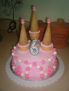 easy princess cake ideas | Princess Cake — Childrens Birthday Cakes
