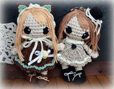 muñecas amigurumi pagina japonesa