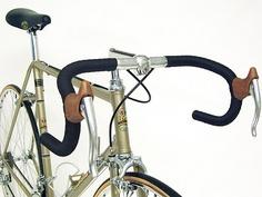 Masi Gran Criterium '71 (breaking away!) #bicycles