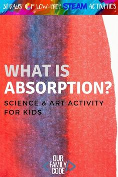 Learn about polar molecules and absorption with salt painting, an easy art project for kids with science that is great for preschoolers through tweens! Creative Activities For Kids, Halloween Activities For Kids, Steam Activities, Summer Activities For Kids, Hands On Activities, Educational Activities, Learning Activities, Preschool Crafts, Preschool Activities
