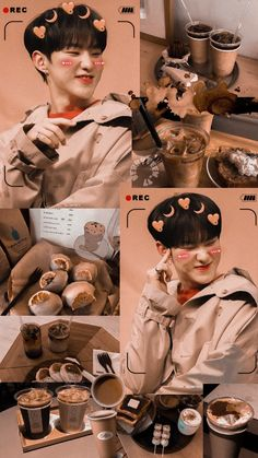 Hoshi Wallpapers Kpop, Seventeen Wallpapers, Cute Wallpapers, Mingyu Wonwoo, Seungkwan, Woozi, Seventeen Memes, Seventeen Wonwoo, Kpop Aesthetic