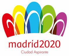 """Madrid 2020 Olympics Logo 