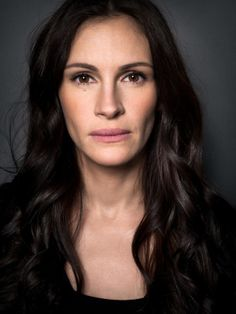 Julia Roberts Portrait Photography by Henry Leutwyler