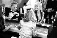 [PHOTO] KARL LAGERFELD'S GUESTS #BIGBANG #GDRAGON #지드래곤 #저스트비  http://chanel-news.chanel.com/en/home/2015/07/karl-lagerfeld-s-guests.gallery.html…