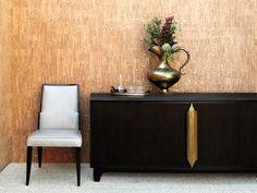 Arrowhead Credenza | Laura Kirar Collection | Baker Furniture