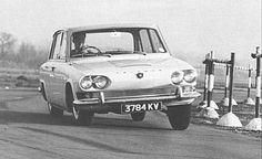 OG | 1963 Triumph 2000 - 'Barb' project | Pre-production model