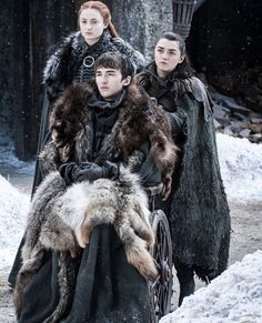 The Starks are back!
