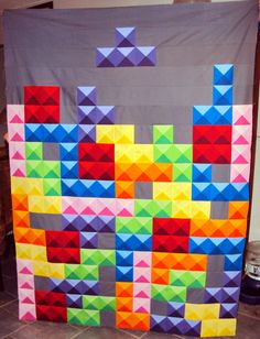 Pieces of Cotton: Tetris 3