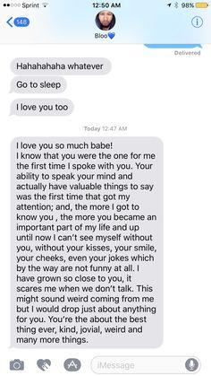 Sweet Messages For Boyfriend, Cute Couple Text Messages, Cute Boyfriend Texts, Good Night Messages, Cute Texts For Her, Text For Her, Relationship Paragraphs, Cute Relationship Texts, Goodmorning Texts To Boyfriend