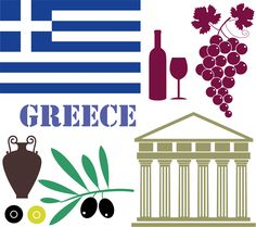 Wines of Greece Archaeological Discoveries, Greek Culture, Wine Guide, Wine Making, Wines, Greece, Food, Meal, Eten