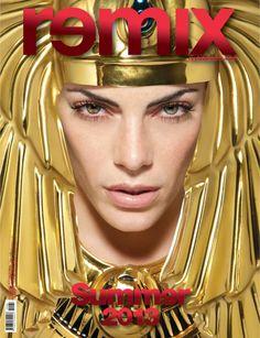 Revista Remix 186 Summer 2013 x Fargas