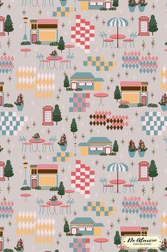 1950s, Quilts, Blanket, Patterns, Block Prints, Comforters, Blankets, Patrones, Patch Quilt
