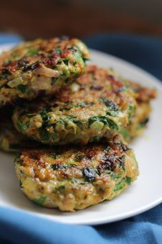 Adobo Chicken Burgers (AIP, Paleo, Gluten Free) #21DSD