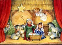Nacimiento. Tradición venezolana en Navidad