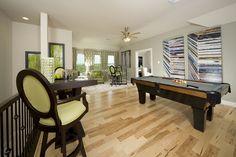 Gehan Homes Game Room Austin, Texas | Steiner Ranch - Sycamore www.gehanhomes.com/gallery/gameroom-gallery/ #Gehanhomes