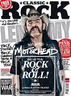 Classic Rock #lemmy #motorhead