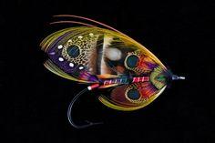 Creative Salmon Flies by Rockwell Hammond