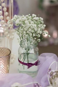 All Decor and Styling provided by Crow Hill Weddings. Fresh Flowers provided by Roxanne at Lily Blossom. Fresh Flowers, Crow, Glass Vase, Lily, Table Decorations, Pearls, Weddings, Elegant, Vintage