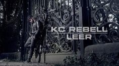Leer ist das Glas bei KC Rebell, nicht halb, sondern ganz, blickt er zurück auf die weniger hellen Momente seines Lebens. So wie in seinem neuen Video...