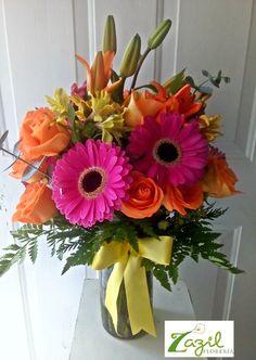 #Cancunflorist Flowers for all occasions. www.floreriazazil.com ventas@floreriazazil.com