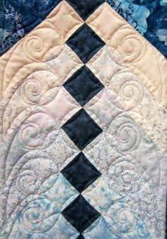 French Braid quilt by Geeta Mehta. Based on the quilts in French ... : free french braid quilt pattern - Adamdwight.com