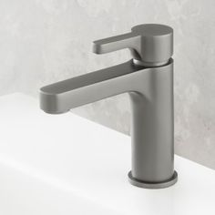 Arq by Rogerseller Basin Mixer Graphite
