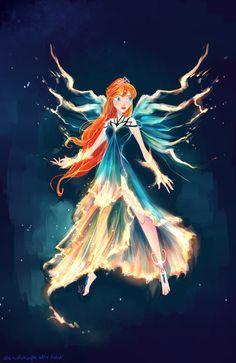 Almost Magical — Winxclub character designs fo Almost Magical (link. Almost Magical — Winxclub character designs for the webcomic,. Bloom Winx Club, Winx Magic, Web Comic, Comic Link, Les Winx, Arte Disney, Fan Art, Funny Cartoons, Magical Girl